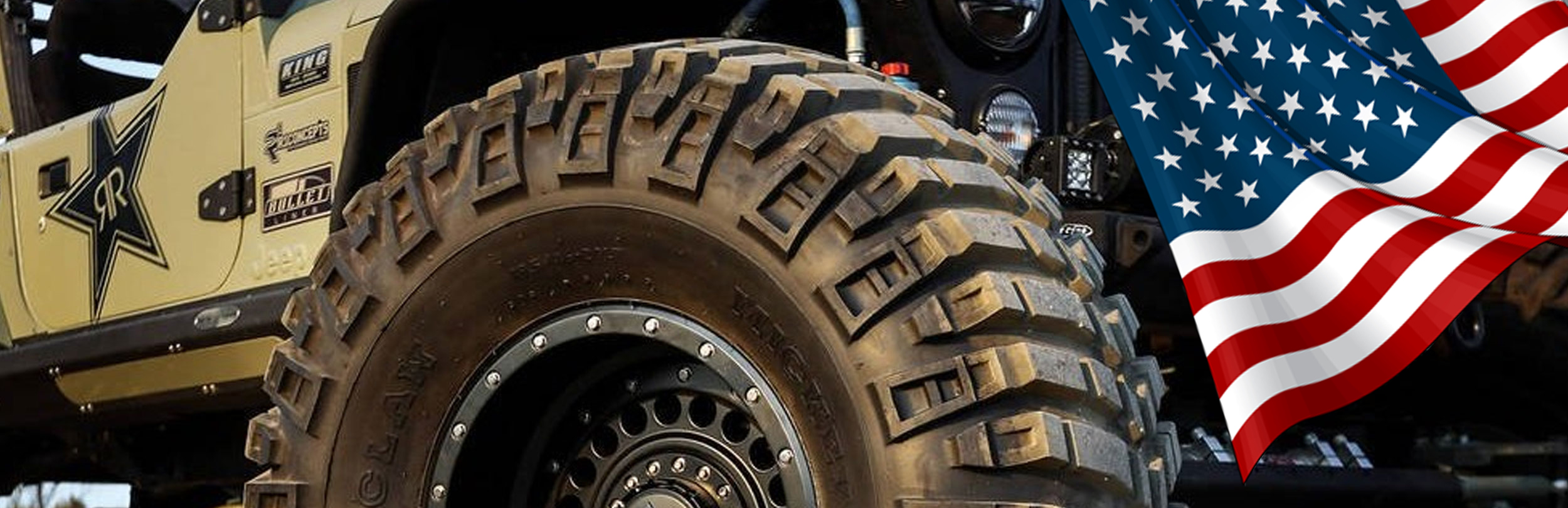 Mickey Thompson  4X4 Tyres