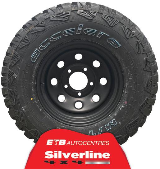 Accelera 4X4 Wheels